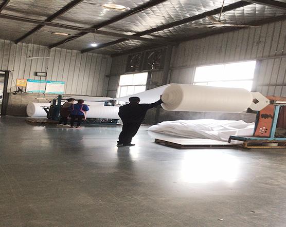 江阴珍珠棉厂房环境