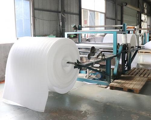 珍珠棉生产环境
