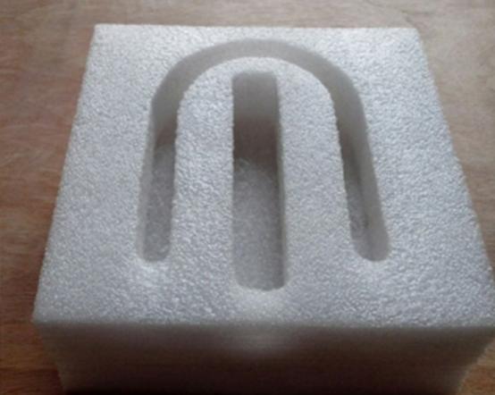 珍珠棉异型棉生产